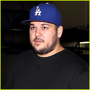 Rob Kardashian Suffers Medical Emergency, Blac Chyna & Kris Jenner Rush to Hospital