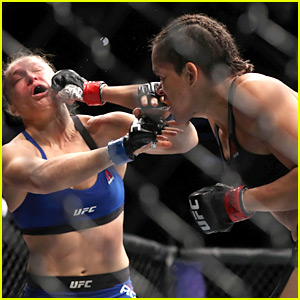 combat entier ronda rousey vs holly holm
