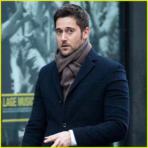 Ryan Eggold Gets to Work on 'The Blacklist' Spinoff Series!