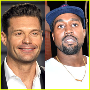 Ryan Seacrest Gives an Update on Kanye West