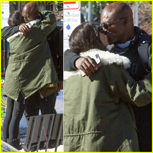 Seal Steps Out With New Girlfriend On Holiday Vacation