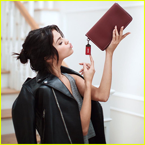 Selena Gomez Writes Thankful Message After Coach Collaboration Confirmation