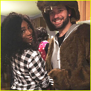 Serena Williams' Fiance Alexis Ohanian Loves Being Called the 'Luckiest Nerd Of Us All'