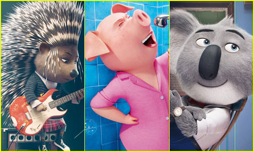 'Sing' Cast List - Meet the Voices of Buster Moon, Rosita & More!