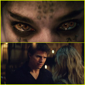VIDEO: Tom Cruise's 'The Mummy' Gets First Look Teaser & Poster!
