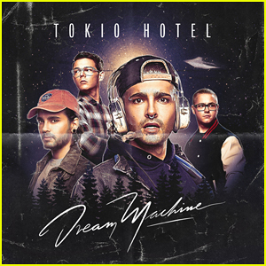 Tokio Hotel Announce Album 'Dream Machine' & Drop New Single 'Something New' - Listen Now!