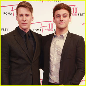 Tom Daley Is 'So Proud' Of Fiance Dustin Lance Black!