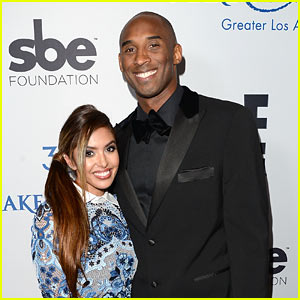 Kobe Bryant & Wife Vanessa Share First Pic Of New Daughter - Meet Bianka!