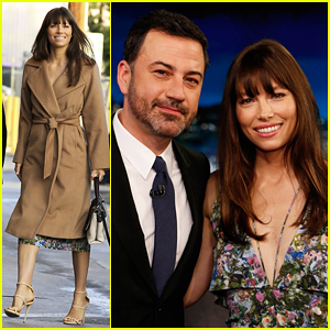 VIDEO: Jessica Biel Says Her Restaurant Au Fudge Is 'Definitely Not Making Money'