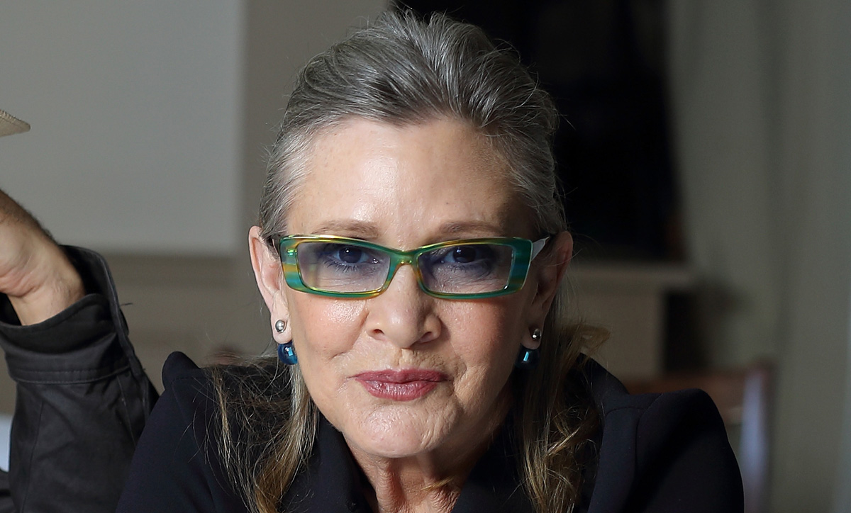 Carrie Fisher's 911 Airplane Emergency Audio Revealed ...