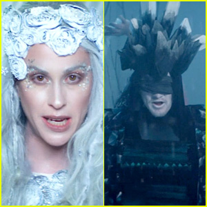 Alanis Morissette Collaborates with Husband Souleye for 'Snow Angel' Video - Watch Now!