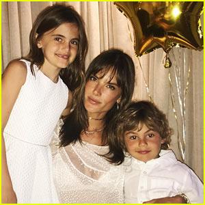 Alessandra Ambrosio Happy First Birthday Noah Alessandra