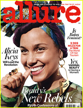 Alicia Keys Reveals Why She Decided to Wear Less Makeup