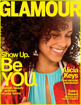 Alicia Keys Shares What It's Like to Go Makeup Free for a Year