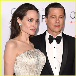 Angelina Jolie & Brad Pitt's Divorce to Become Documentary (Report)