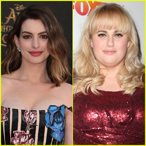 Anne Hathaway & Rebel Wilson to Star in 'Dirty Rotten Scoundrels' Remake