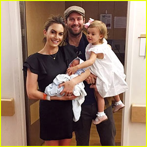 Armie Hammer & Elizabeth Chambers Newborn Son's Name Revealed!