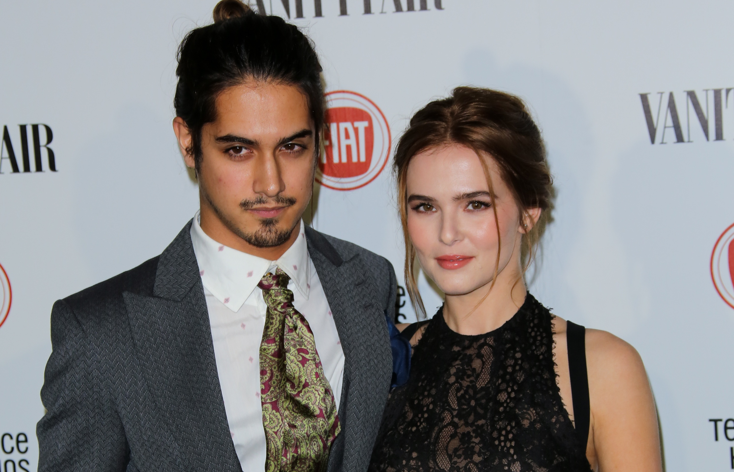 Who is avan jogia currently hookup 2018