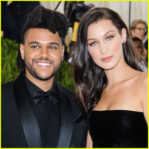 Exes The Weeknd & Bella Hadid Cross Paths at NYC Concert