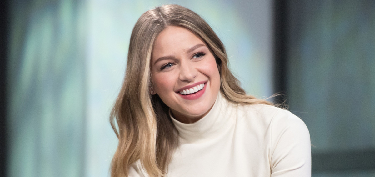 Melissa Benoist Reveals Her Favorite Part Of The Womens March Melissa Benoist Just Jared