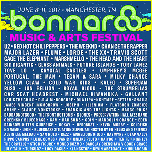 Bonnaroo 2017 - Full Lineup Revealed!