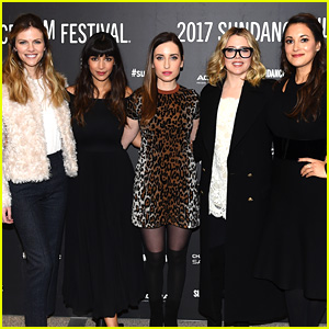 Zoe Lister-Jones Presents Her Directorial Debut 'Band Aid' at Sundance with Brooklyn Decker & More!