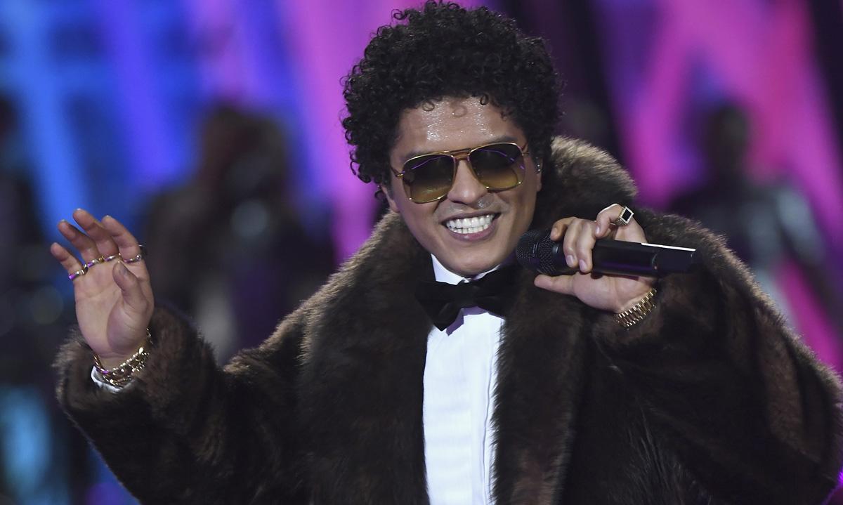 Grammys 2017: Bruno Mars to Perform! | 2017 Grammys, Bruno ...
