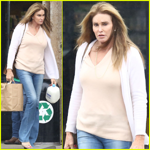 Caitlyn Jenner Steps Out After Mac Campaign Launch