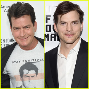 Charlie Sheen Says He Should've Been Nicer to Ashton Kutcher