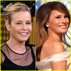 Chelsea Handler Reveals If She Would Interview Melania Trump