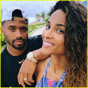 Russell Wilson's Superstar Wife Ciara Is His Biggest Fan!