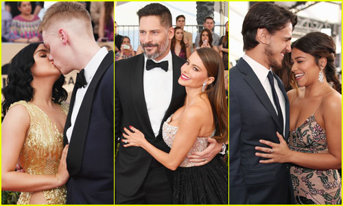 SAG Awards 2017: 10 of the Red Carpet's Cutest Couples