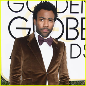 Donald Glover Wins Best Comedy Series For 'Atlanta' at Golden Globes 2017