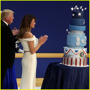 Donald Trump's Inauguration Cake Looks Identical to Obama's 2013 Cake, Baker Responds