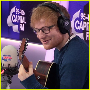 VIDEO: Ed Sheeran Covers 'The Fresh Prince of Bel-Air' Theme Song