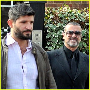 George Michael's Boyfriend Fadi Fawaz Says His Twitter Was Hacked