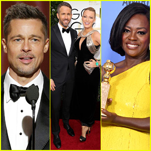 Golden Globes 2017 - Full Coverage of the Awards Night!