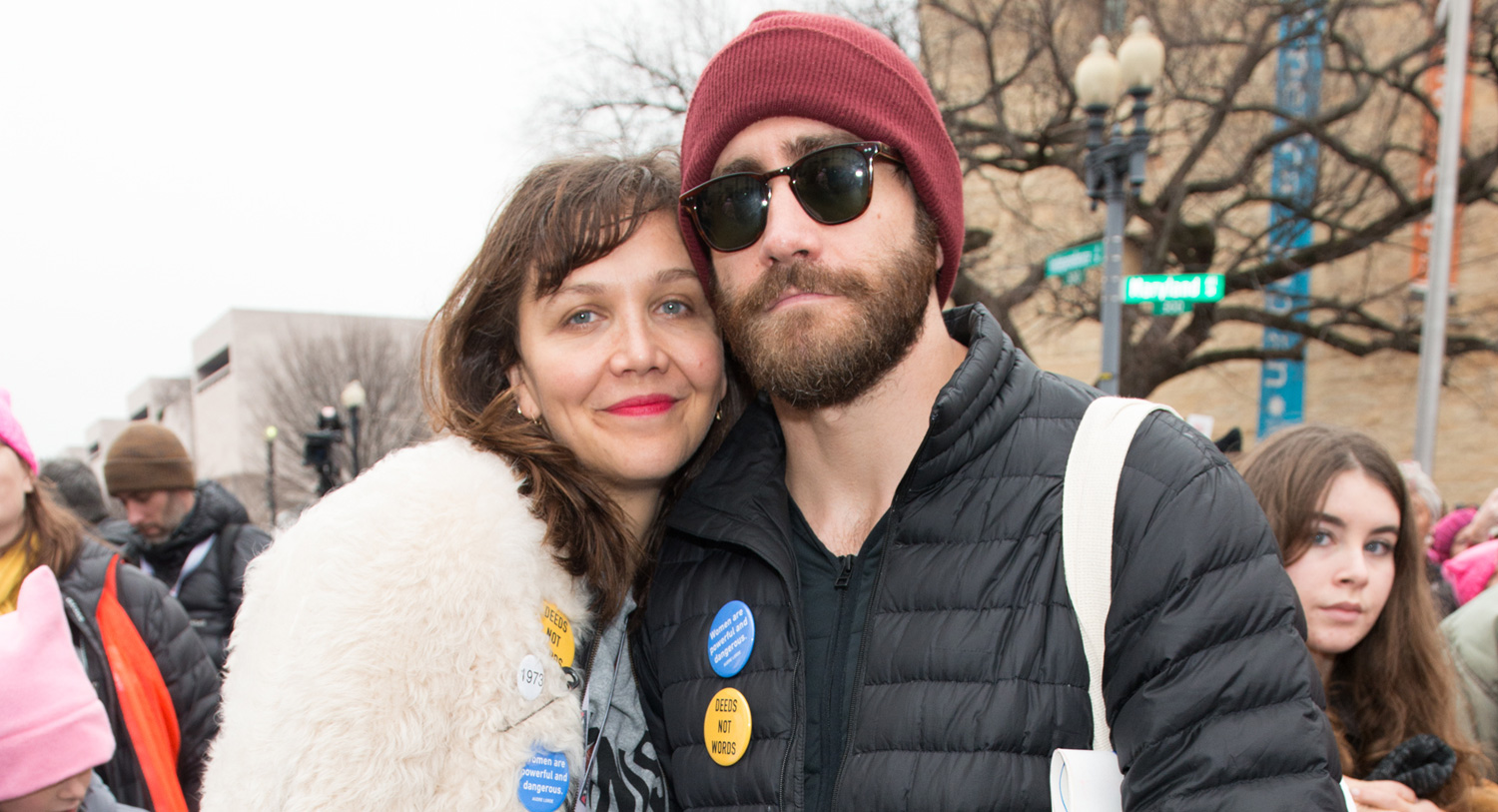 maggie gyllenhaal and jake relationship