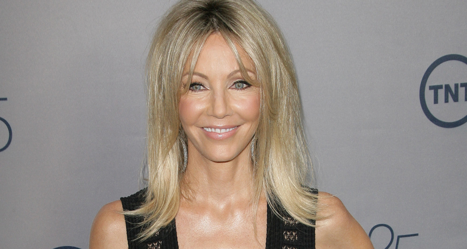 heather locklear says she�s �feeling great� amid rehab