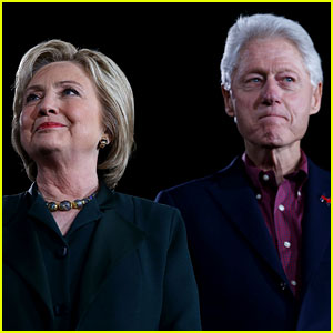 Hillary & Bill Clinton to Attend Donald Trump's Inauguration