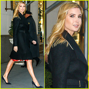 Ivanka Trump Announces Her Move to Washington, DC