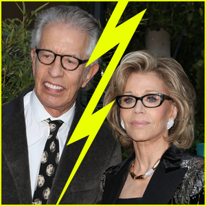 Jane Fonda & Richard Perry Call It Quits After Eight Years