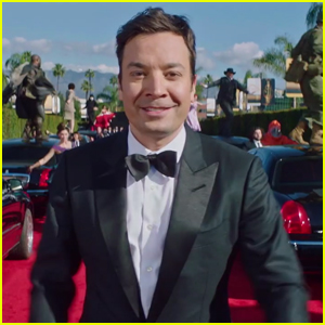 VIDEO: Jimmy Fallon Teases the Golden Globes 2017 Opening