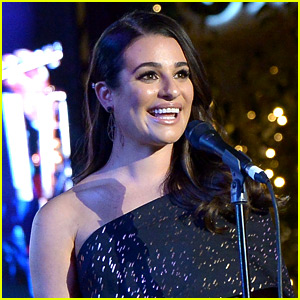 Lea Michele Strips Down to Her Birthday Suit on New Year's Day!