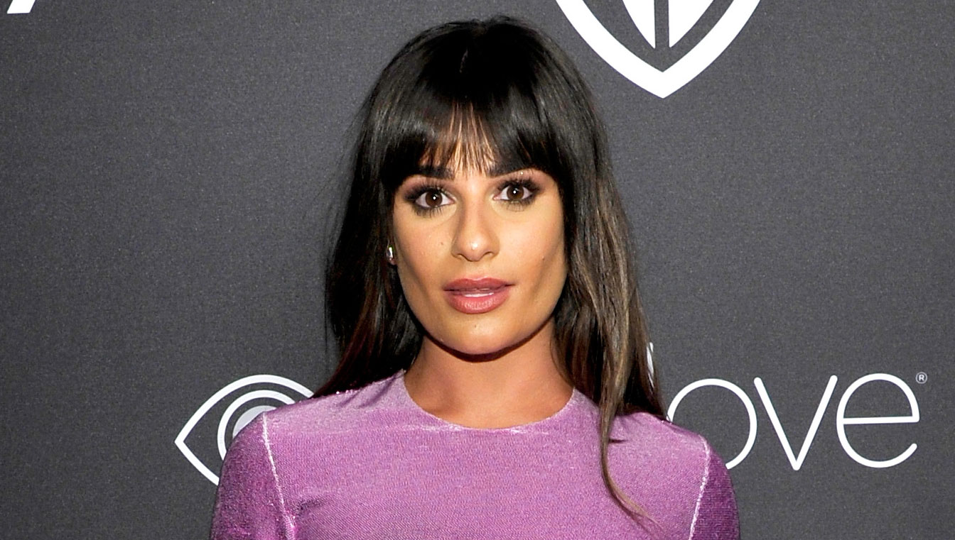 Lea Michele Reveals Touching Gift Stevie Nicks Gave Her