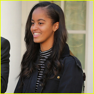 Malia Obama Spotted at 'Sundance' Screening (Report)