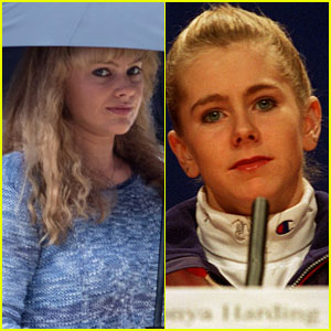 Margot Robbie Channels Tonya Harding on 'I, Tonya' Set