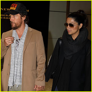 Matthew McConaughey Says Wife Camila Alves Rejected Him the Night They Met