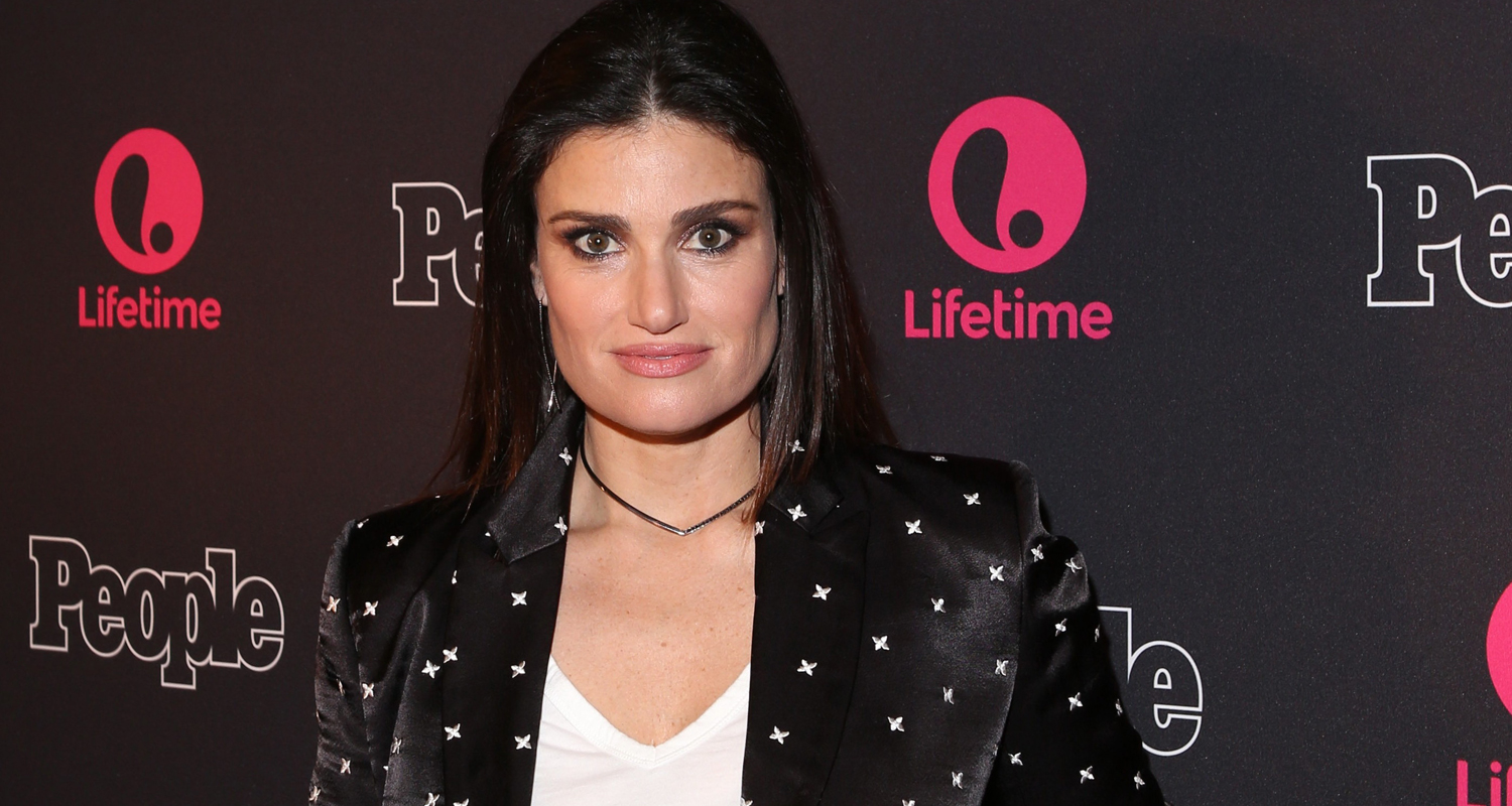idina menzel son 2017 - photo #2