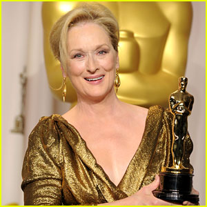 Meryl Streep Breaks Own Oscar Nomination Record with 20 To Her Name!